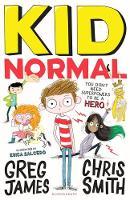 James, Greg, Smith, Chris - Kid Normal - 9781408884539 - V9781408884539