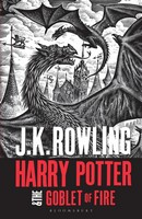 Rowling, J.K. - Harry Potter and the Goblet of Fire (Harry Potter 4) - 9781408894651 - V9781408894651
