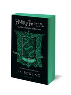 Rowling, J.K. - Harry Potter and the Chamber of Secrets – Slytherin Edition - 9781408898123 - V9781408898123