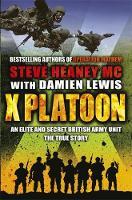 Heaney, Steve, Lewis, Damien - X Platoon - 9781409148500 - KTG0015851