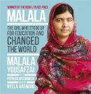 Yousafzai, Malala, McCormick, Patricia - Malala: The Girl Who Stood Up for Education and Changed the World - 9781409159292 - V9781409159292