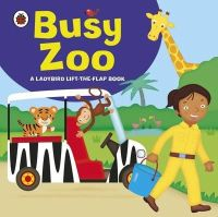UNKNOWN - Busy Zoo (Lift the Flap Book) - 9781409308553 - V9781409308553
