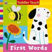 Ladybird - First Words. (Ladybird Toddler Touch) - 9781409310709 - V9781409310709
