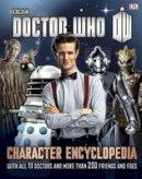 Loborik, Jason - Doctor Who Character Encyclopedia (Dr Who) - 9781409325710 - V9781409325710