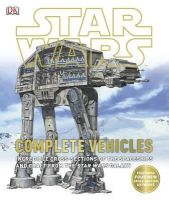 Dk - Star Wars Complete Vehicles - 9781409334767 - V9781409334767