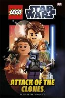 George Lucas, Jonathan Hales - LEGO Star Wars Attack of the Clones - 9781409334842 - V9781409334842