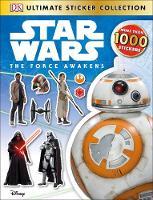 Dk - Star Wars: the Force Awakens Ultimate Sticker Collection - 9781409336600 - V9781409336600