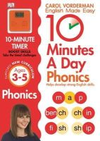 Dk - 10 MINUTES A DAY PHONICS KS1 - 9781409341413 - V9781409341413