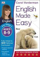 Vorderman, Carol - English Made Easy Ages 8-9 Key Stage 2: Ages 8-9, Key stage 2 (Carol Vorderman's English Made Easy) - 9781409344674 - V9781409344674