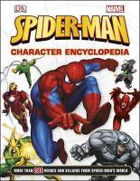Dk - Spider-Man Character Encyclopedia - 9781409347552 - V9781409347552