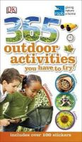 DK - RSPB 365 Outdoor Activities You Have to Try - 9781409348191 - V9781409348191
