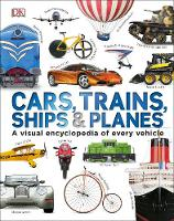 Dk - Cars Trains Ships and Planes - 9781409348504 - V9781409348504