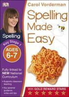 Vorderman, Carol - Spelling Made Easy Year 2: Year 2 - 9781409349433 - V9781409349433