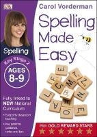 Vorderman, Carol - Spelling Made Easy Year 4: Year 4 - 9781409349471 - V9781409349471