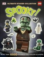 DK - LEGO Spooky! Ultimate Sticker Collection - 9781409354345 - V9781409354345
