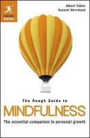 Tobler, Albert - The Rough Guide to Mindfulness - 9781409366782 - V9781409366782