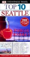 Amrine, Eric - DK Eyewitness Top 10 Travel Guide: Seattle - 9781409373575 - V9781409373575