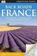 Author - Back Roads France (Dk Eyewitness Back Roads) - 9781409387688 - V9781409387688