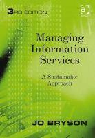Jo Bryson - Managing Information Services - 9781409406969 - V9781409406969