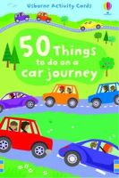 Lucy Bowman - 50 Things to Do on a Car Journey (Activity Cards) - 9781409501008 - V9781409501008