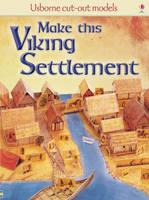 Iain Ashman - Make This Viking Settlement (Usborne Cut-out Models) - 9781409505426 - V9781409505426