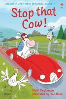 Mackinnon, Mairi - Stop That Cow (Very First Reading) - 9781409507093 - V9781409507093