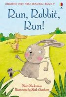 Mairi Mckinnon - Run Rabbit Run (Very First Reading) - 9781409507116 - V9781409507116