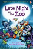 Mairi Mackinnon - Late Night at the Zoo (Usborne Very First Reading) - 9781409507123 - V9781409507123