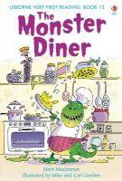 Mairi Mckinnon - Monster Diner (Very First Reading) - 9781409507154 - V9781409507154