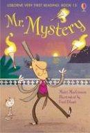 Mairi Mckinnon - Mr Mystery (Very First Reading) - 9781409507178 - V9781409507178
