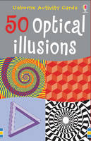 Sam Taplin - 50 Optical Illusions (Usborne Activity Cards) - 9781409507796 - V9781409507796