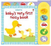 Stella Baggott - Baby's Very First Noisy Book (Babys Very First Books) - 9781409507826 - V9781409507826