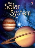 Emily Bone - The Solar System (Usborne Beginners) - 9781409514244 - V9781409514244