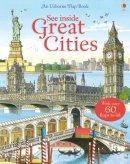 Jones, Rob Lloyd - See Inside Great Cities (Usborne See Inside) - 9781409519041 - V9781409519041
