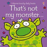 Fiona Watt - That's Not My Monster... - 9781409520986 - V9781409520986