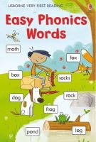 Mairi Mackinnon - Easy Phonic Words (Very First Reading) - 9781409522270 - V9781409522270