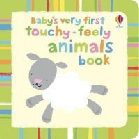 Stella Baggott - Animals (Baby's Very First Touchy Feely) - 9781409522959 - V9781409522959