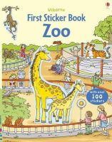 Sam Taplin - Zoo (First Sticker Books) - 9781409523130 - V9781409523130