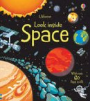 Rob Lloyd Jones - Space (Look Inside Flap Book) - 9781409523383 - V9781409523383