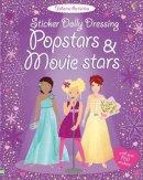 Fiona Watt - Popstars and Movie Stars (Sticker Dolly Dressing) - 9781409524052 - V9781409524052
