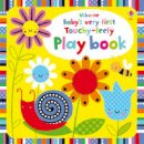 Fiona Watt, Stella Baggott - Baby's Very First Touchy-Feely Playbook (Babys Very First Book) - 9781409524298 - V9781409524298