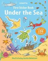 Jessica Greenwell - Under the Sea (My First Sticker Book) - 9781409524472 - V9781409524472