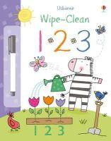 Felicity Brooks - 123 (Wipe Clean Books) - 9781409524496 - V9781409524496