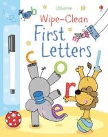 Nicola Hall, Stacey (Illus) Lamb - First Letters (Wipe Clean Books) - 9781409524502 - V9781409524502