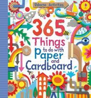 Fiona Watt - 365 Things to Do With Paper and Cardboard (Activity Book) - 9781409524601 - V9781409524601