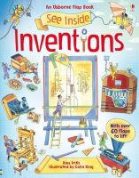 Alex Frith, Colin (Illus) King - See Inside Inventions - 9781409532729 - V9781409532729
