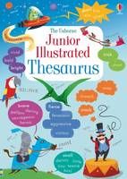 Maclaine, James - Junior Illustrated Thesaurus - 9781409534969 - V9781409534969