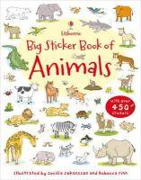 Jessica Greenwell - Big Sticker Book of Animals (First Sticker Books) - 9781409535126 - V9781409535126