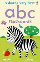 Felicity Brooks - ABC (Very First Flashcards) - 9781409535294 - V9781409535294