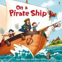 Anna Milbourne - On a Pirate Ship (Usborne Picture Books) - 9781409535690 - V9781409535690